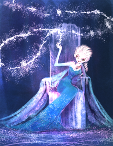 elsa___the_snow_queen_by_cottonvalent-d6o4f8p